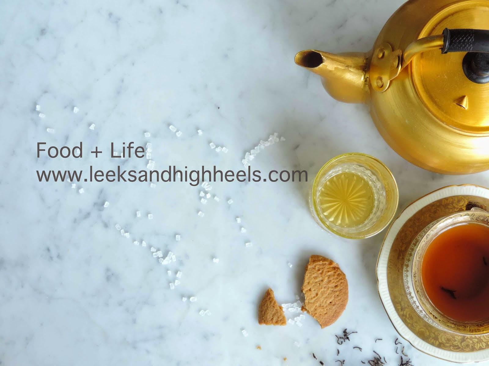 Leeks and High Heels