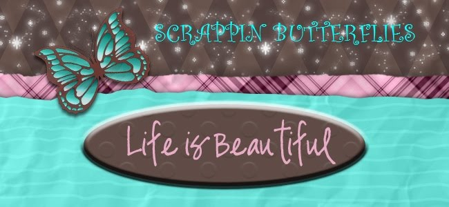 SCRAPPIN BUTTERFLIES