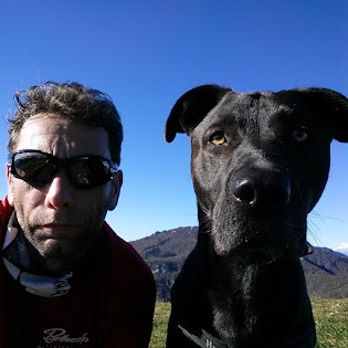 Dog-ghost-writer Gandalf