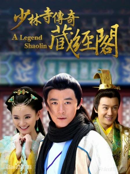 Thiếu Lâm Tàng Kinh Các 2014 - A Legend Of Shaolin