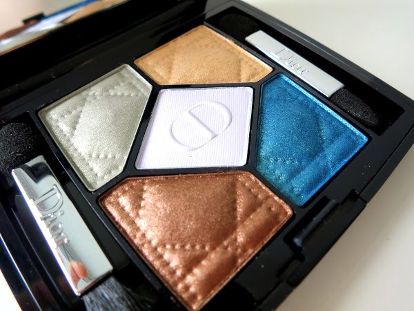 Dior 5 Couleurs eyeshadow palette 'Contraste Horizon'