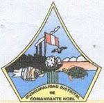 ESCUDO DE COMANDANTE NOEL