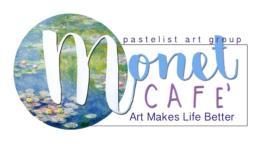 Monet Cafe' with Susan Jenkins