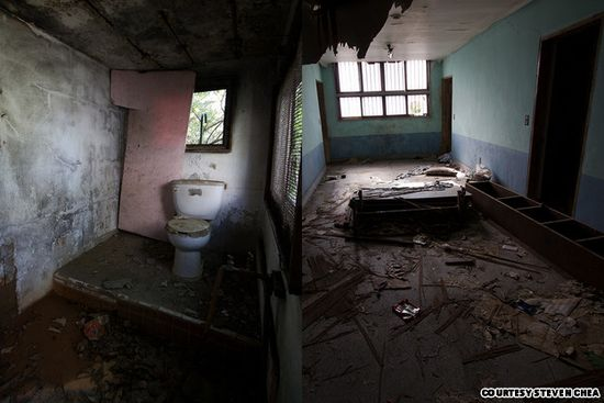 7 Tempat Wisata Paling Menakutkan di Dunia: Rumah Sakit Psikiater Gonjiam - Gyeonggi, Korea