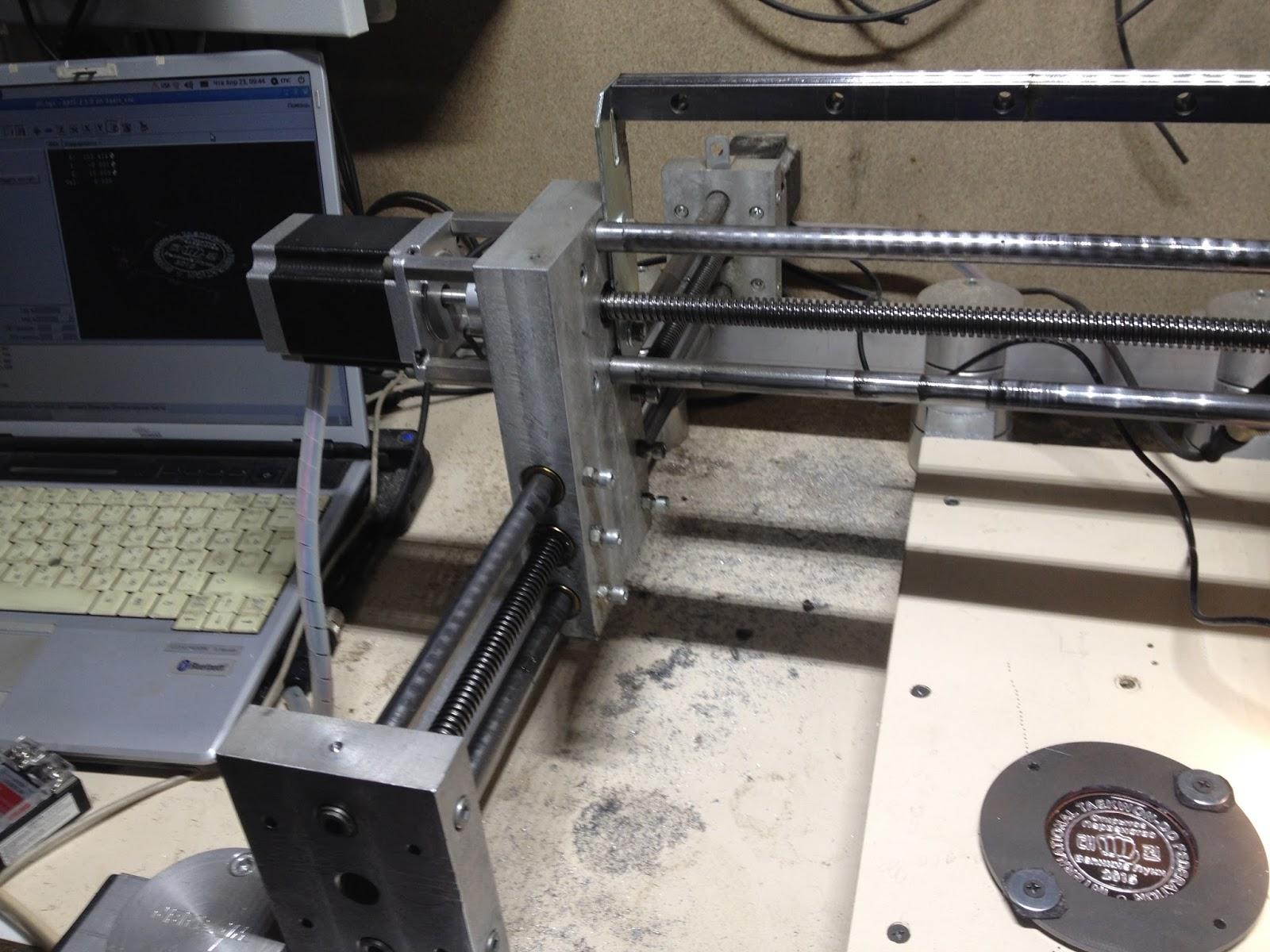 Направляющие для 3d принтера своими руками