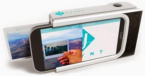 Impresión en móviles