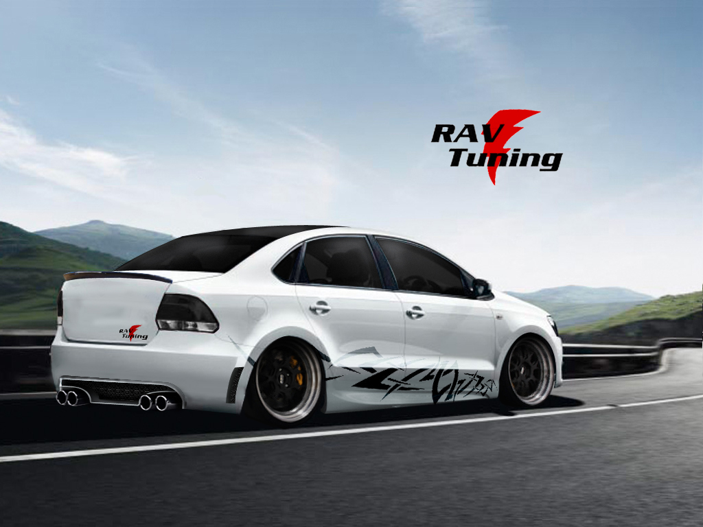 rav tuning vw vento got some stance. Black Bedroom Furniture Sets. Home Design Ideas