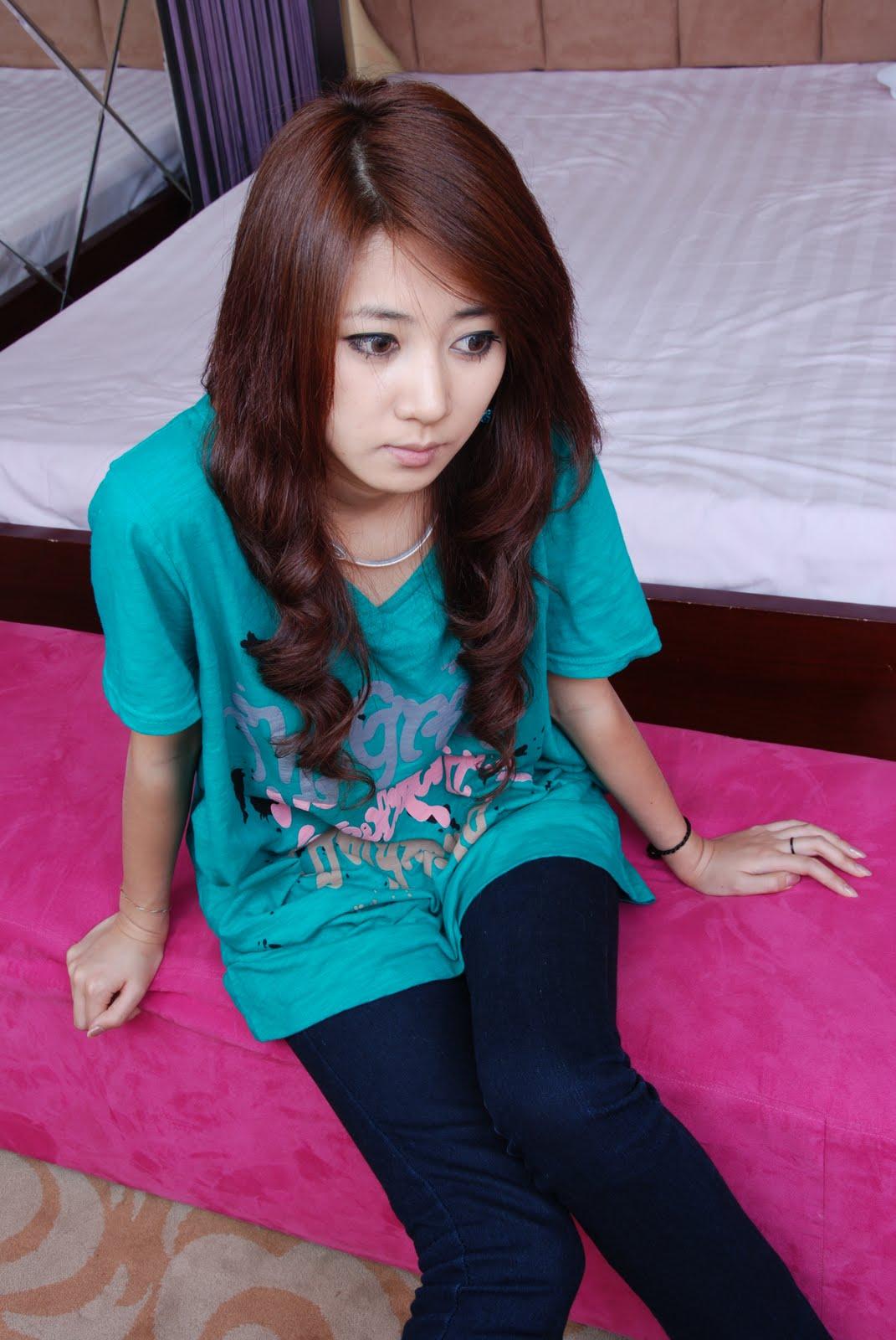cute photos of yan feng jiao 02