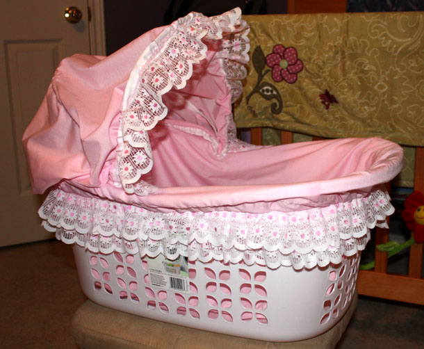 Baby Bassinet Instructions4