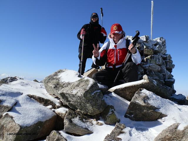 Cumbre la Pinareja