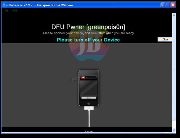 Cara Jailbreak iPhone 4/3GS dan iPod Touch 4G iOS 6.0 - 6.0.1 dengan ...