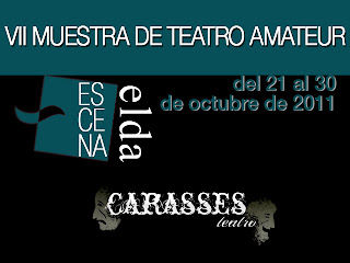 VII Muestra de Teatro Amateur Escena Elda 2011