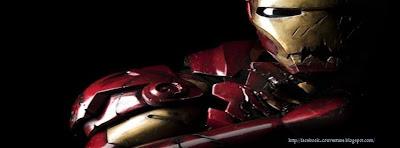 Créer couverture facebook Iron Man 3