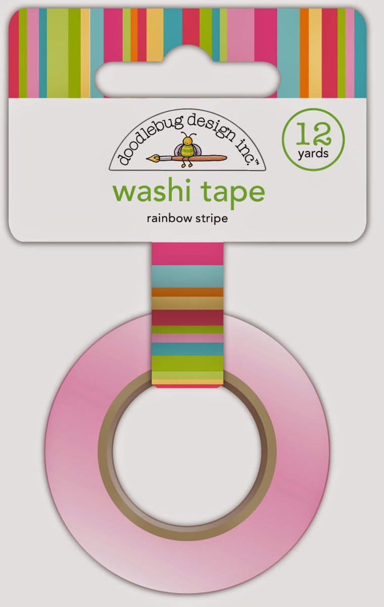 Doodlebug Design Inc Blog Stuck On Doodlebug Washi Tape
