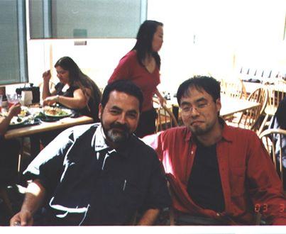 Leonardo in 2002