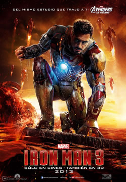 Iron Man 3 (2013) Online Latino