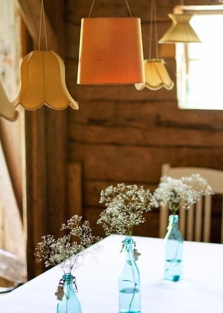 Bröllop i ladan