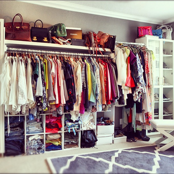 After Business Creative Inspiration Closets