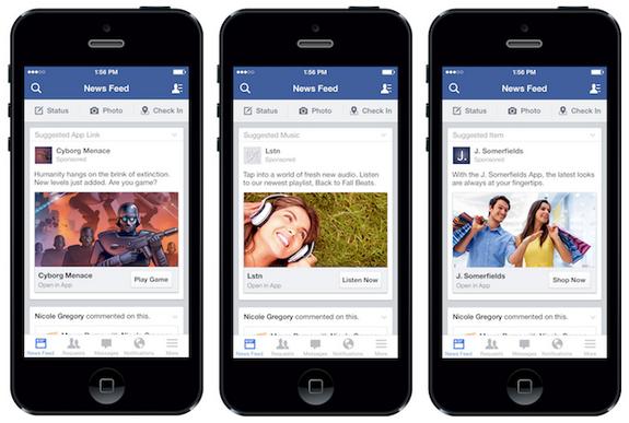Facebook vẫn kiếm lời lớn từ mảng di động.