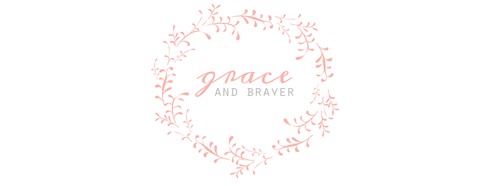 Grace and Braver - UK Fashion Hair and Beauty Blogger