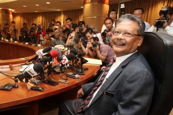 """""""Tiada keperluan untuk semak semula penutupan kes 1MDB"""""""