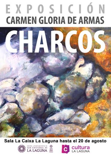 """""""Exposición Charcos"""" '"""