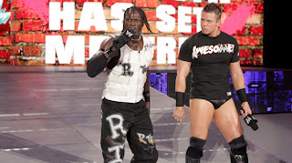 awesome truth, wwe, miz, r-truth