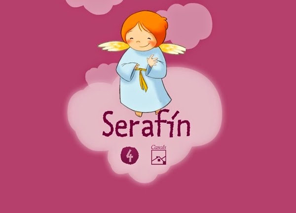 Serafín 4 años
