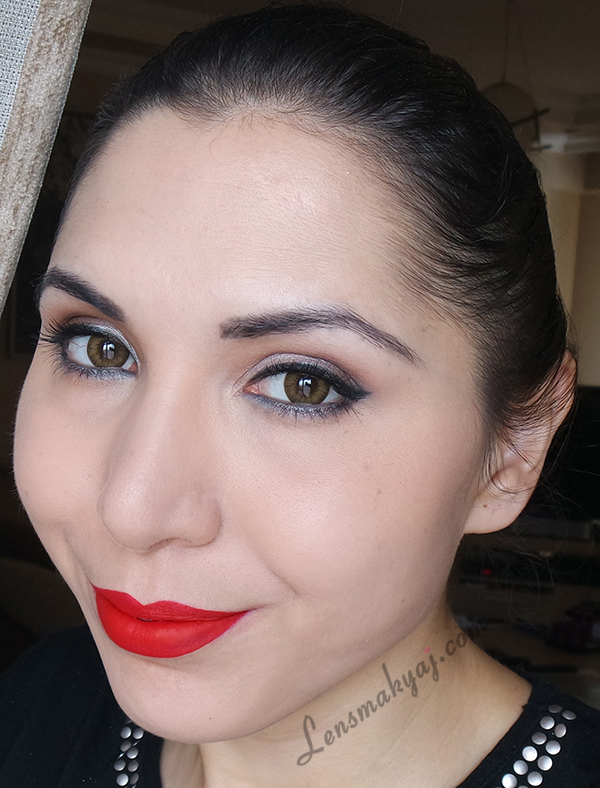 Lime Crime Red Velvet