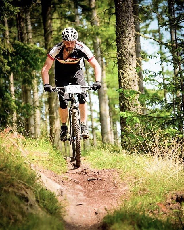 Singlespeed European Championship 2017 - Evanton, Schottland - Bike: LUCHS SSP - Rider: Sven Illner