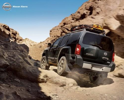 عالم السيارات صور سيارة نيسان اكسترا 2012 Nissan Xterra