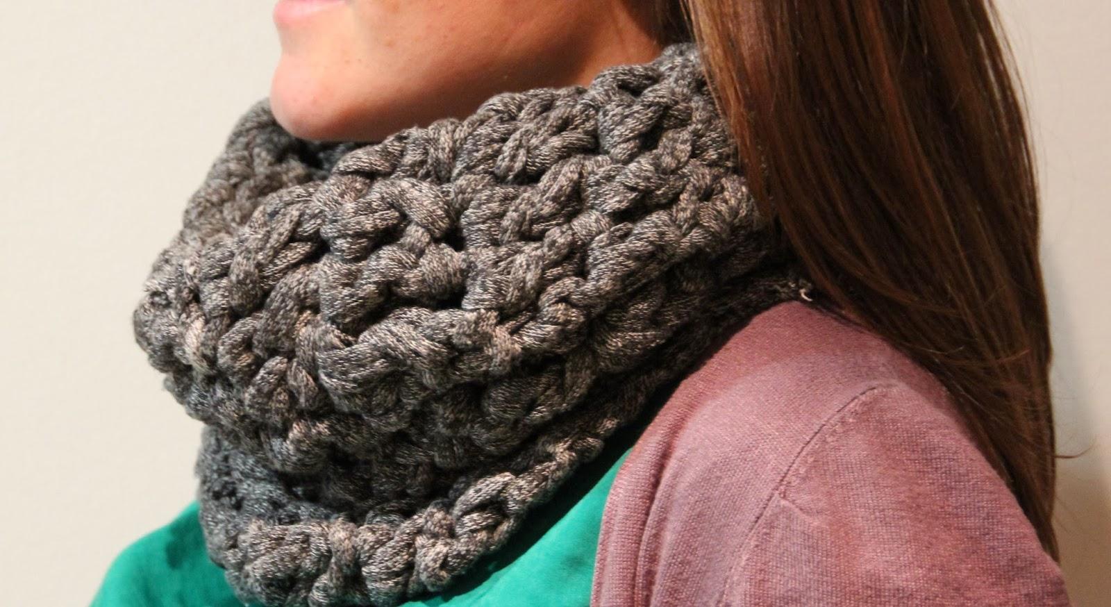 bufanda de trapillo