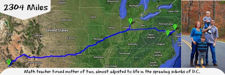 2304 Miles