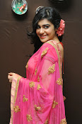 Adah Sharma Gorgeous in Pink Saree-thumbnail-6
