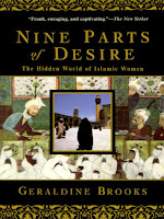 Cover of Nine Parts of Desire by Geraldine Brooks