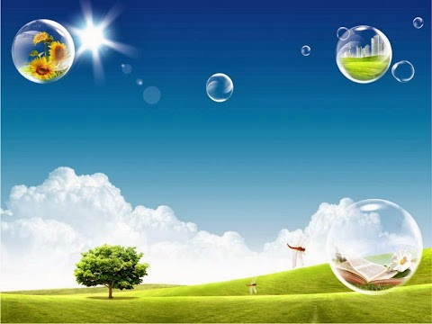 Nature PowerPoint Background 002