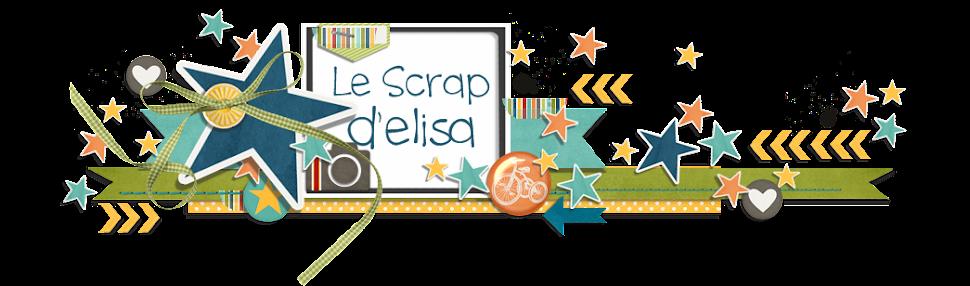 Le Scrap d'Elisa Delora