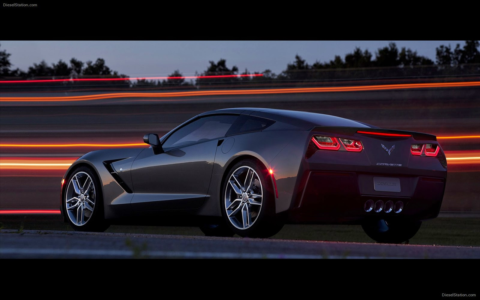 Corvette C7 wallpapers