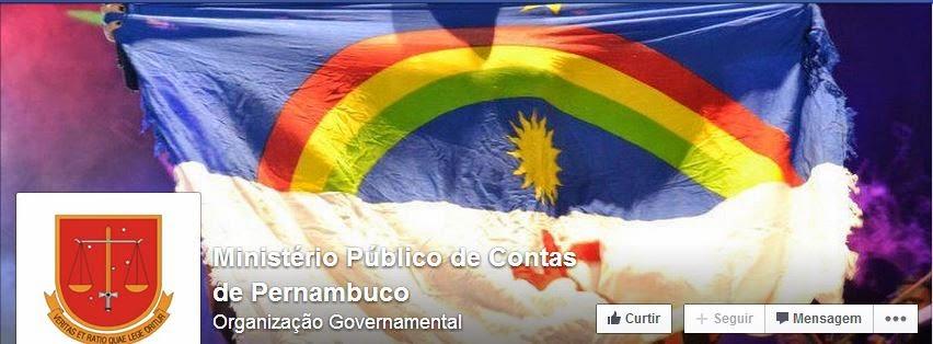 MINISTÉRIO PÚBLICO DE CONTA DE PE / PÁGINA FACEBOOK