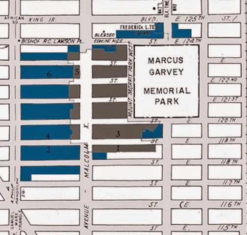 There Has Been A Lot Of Debate In The Past On Borders Mount Morris Park Historic District So We Are Also Examining Map Area And