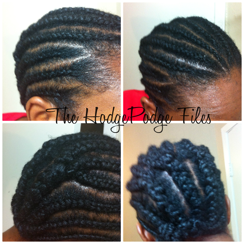 Pre Twisted Crochet Hair Styles : ... Hair + Lifestyle Blog: Hair Time Out: Crochet Braids (with Pre-twisted