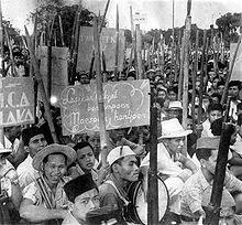 1945 -1946 Bersiap-periode