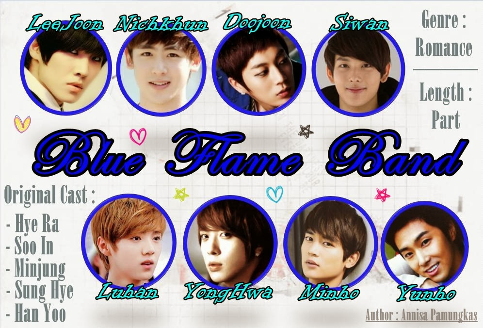 Blue Flame Band