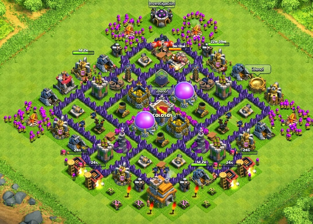 Como Sincronizar Clash Of Clans Entre Android Y Ios Share The