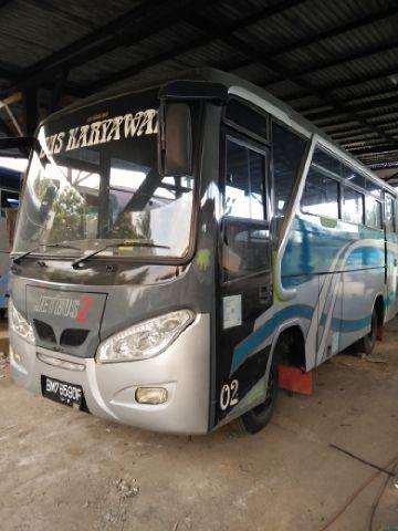 SEWA BUS 28 SEAT + SUPIR
