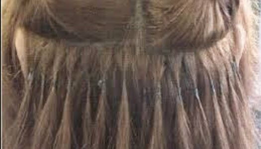 Bonded Hair Extensions For Fine Hair 90