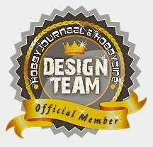Designer for Hobbyjournaal and Hobbyzine