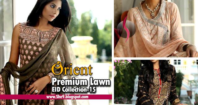 Orient Premium Lawn Catalog 2015