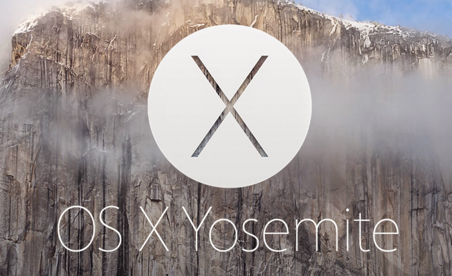 Apple releases the OS X Yosemite
