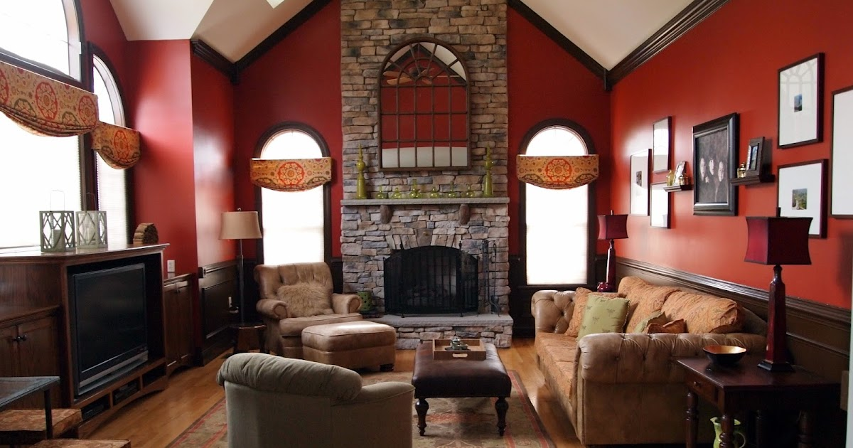 Loveyourroom Two Ideas For Two Story Family Rooms